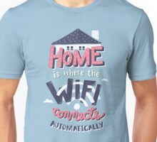 Home Wifi Unisex T-Shirt