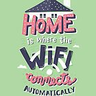 Home Wifi by Risa Rodil