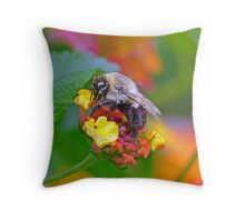 NATURE's Kaleidoscope ! Throw Pillow