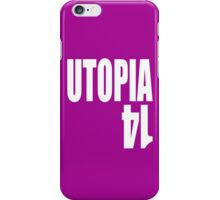 Utopia 14 iPhone Case/Skin