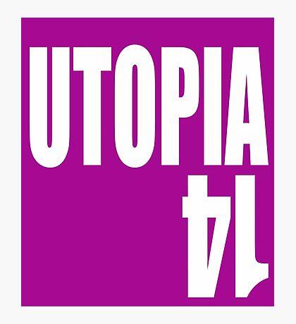 Utopia 14 Photographic Print