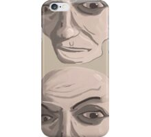 shattering the fourth wall iPhone Case/Skin