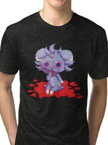 bloody espurr Tri-blend T-Shirt