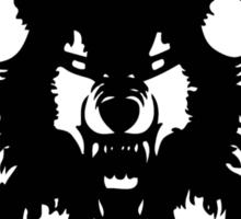 X. Wulf Sticker