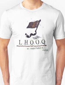 Serie 3/4. Nº 5 Unisex T-Shirt