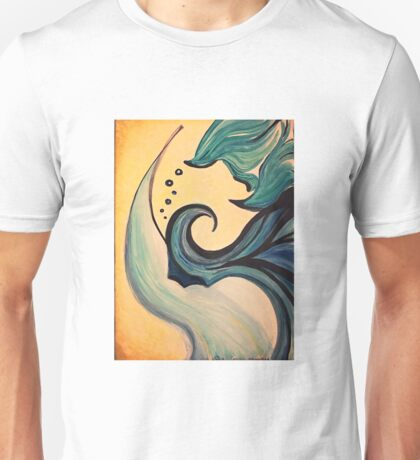 The Wave of Warmth Unisex T-Shirt