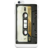 Retro Cassette Tape - iphone case iPhone Case/Skin