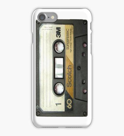 Retro Cassette Tape - iphone case iPhone Case/Skin