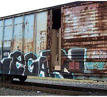 Vegan train car by sweetzen