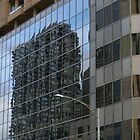 Skyscrapers Reflected: Contemporary Melbourne Architecture  by CDCcreative