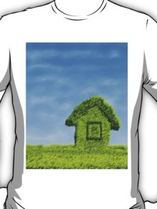 Eco house  T-Shirt