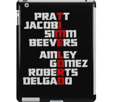 Time Lord: The Master iPad Case/Skin