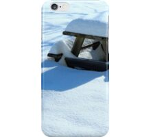 Well..........That's That Then iPhone Case/Skin