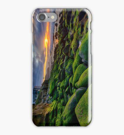 Obstacles - La Jolla, CA iPhone Case/Skin