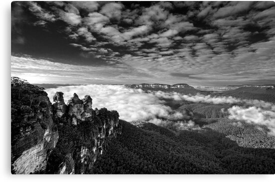 Three Sisters by Andrew Bosman