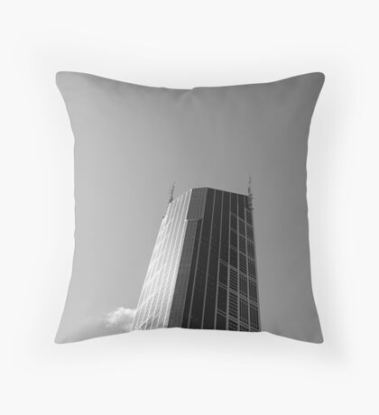 Looking Up v11 - Melbourne Central Throw Pillow