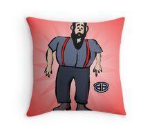 Big Bob Throw Pillow