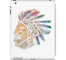 Mayan Chief iPad Case/Skin