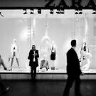 Fashion Forward - Melbourne Australia by Norman Repacholi