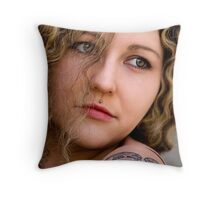 Rebel Throw Pillow