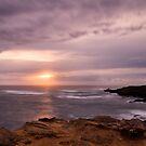 Edge of tomorrow - Warrnambool Australia by Norman Repacholi