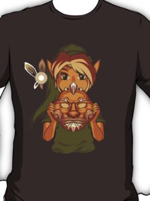 Faces of the Hero - Goron T-Shirt