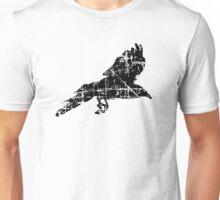 Raven, Crow Unisex T-Shirt