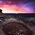 Kings Sunset by Will Barton