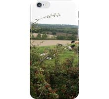 Leicestershire View iPhone Case/Skin