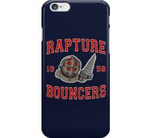 Rapture Bouncers iPhone Case/Skin