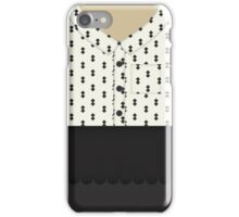 You're a space woman. You said you were from Blackpool. iPhone Case/Skin
