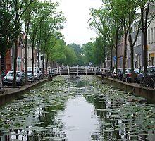 Dutch Canal by shakey