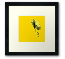 Transient Assemblies Can Only Guess That Things are OK Framed Print