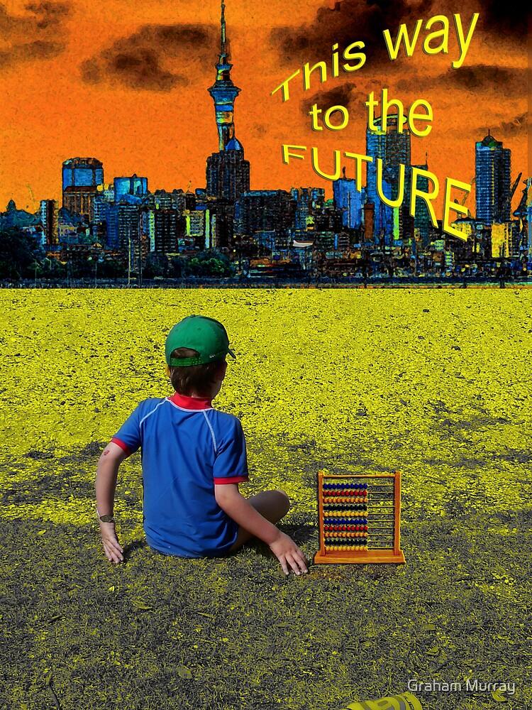Infinite Future Chaos by Graham Murray