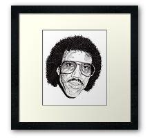 Lionel Framed Print