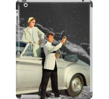 THEY WERE THERE FIRST iPad Case/Skin
