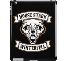 House Stark - Winterfell iPad Case/Skin
