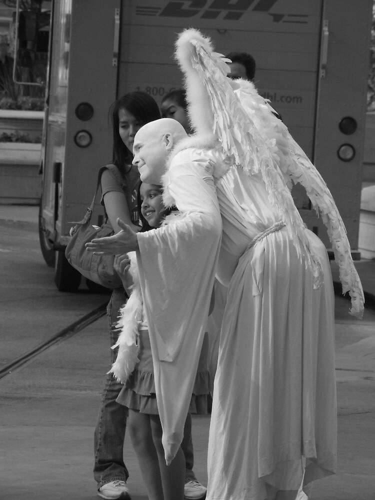 MAGELLAN THE ANGEL  by martin venit