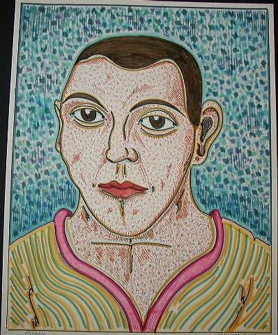 young  picasso by madvlad