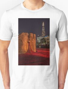 A night at the Tower Unisex T-Shirt