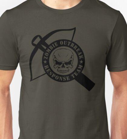 Zombie Response Team Crossbow Unisex T-Shirt