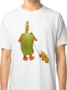 The Veggies, Clarisa Cabbage and Spud the dog Classic T-Shirt
