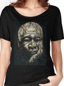 Morgan Freeman Women's Relaxed Fit T-Shirt