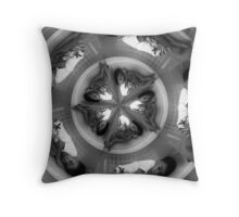 No Shining Star For The Homeless Children Throw Pillow