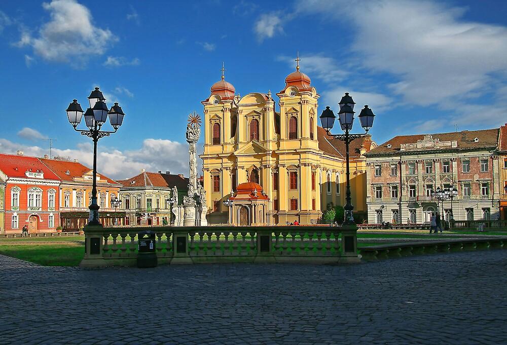 Timisoara in colours II by GabiB