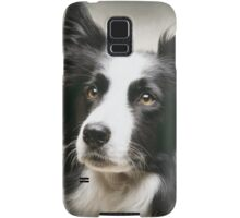 Working Border Collie Samsung Galaxy Case/Skin