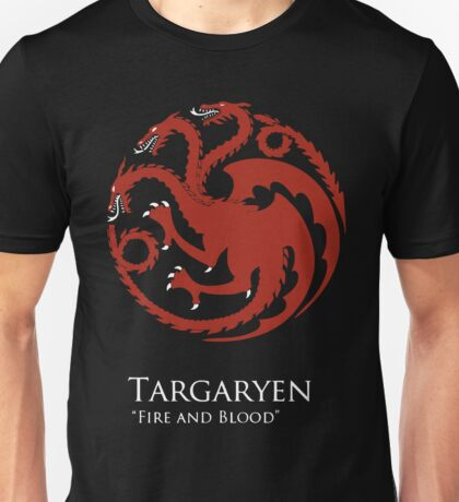 House of Targaryen Unisex T-Shirt