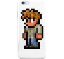 Terraria the guide iPhone Case/Skin