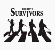 The DayZ Survivors by PaperGoblin