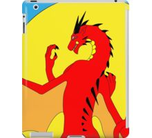 Annoth the Warrior Dragon iPad Case/Skin